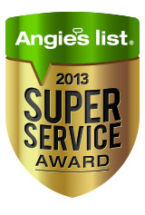 Super Service Award for Ridgewood, Saddle River and all Bergen County